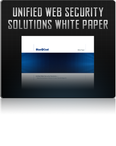 unified web security solutions white paper