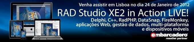 Venha assistir em Lisboa no dia 24 de Janeiro de 2012