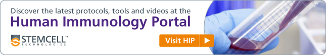 Find protocols, tools and video at the Human Immunology Portal