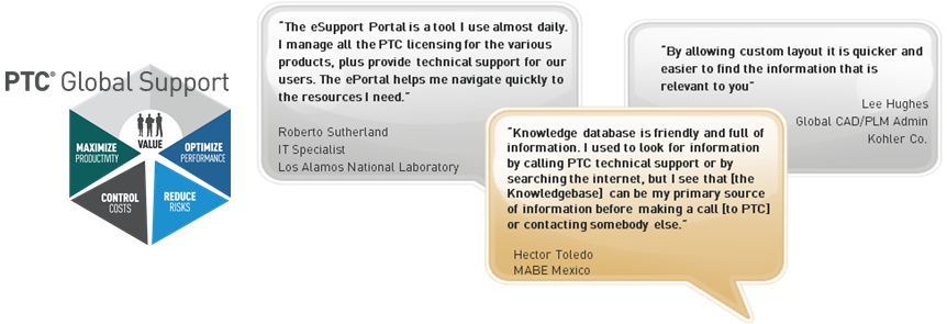 eSupport Portal_customer quotes_form
