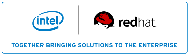 Red Hat Intel logo FINAL