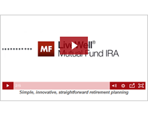 LiveWell Mutual Fund IRA video