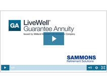LiveWell Guarantee Annuity video