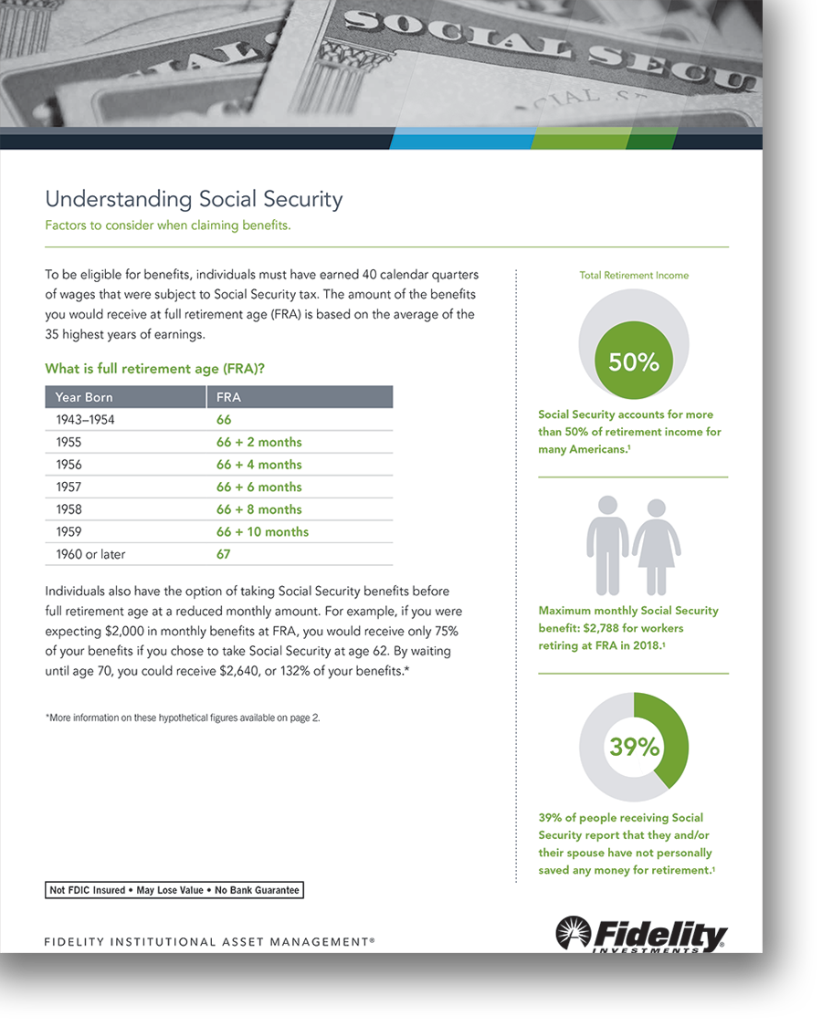Understanding Social Security