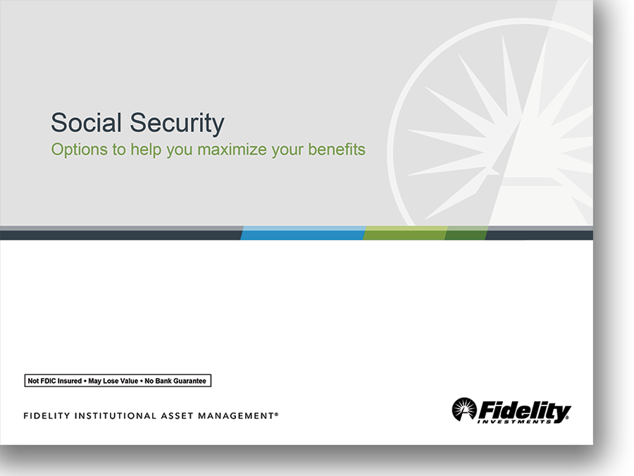 Social Security Investor Presentation
