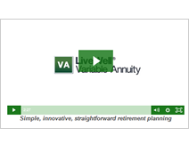 LiveWell Variable Annuity video