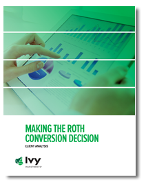 Making The Roth Conversion Decision