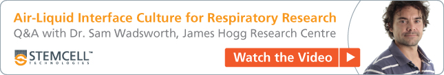 Air-Liquid Interface Culture for Respiratory   Research: Watch Q&A Video