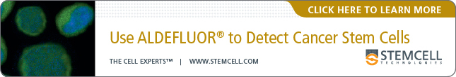 Learn More About Using ALDEFLUOR to Detect Cancer Stem Cells